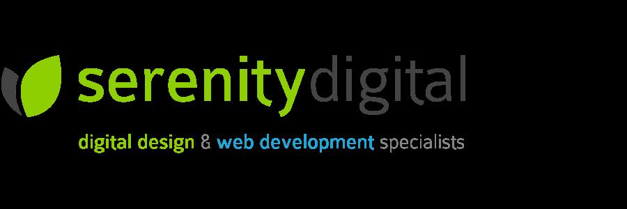 Serenity digital logo